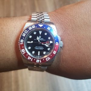 Pepsi Rolex clone for Motion Pictures use only.